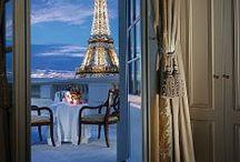 Je veux retourner a Paris / by Lesli C-Kellow