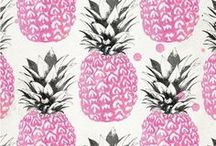 Being a pineapple / by Coral Stiglianese