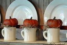 Autumn Decor / by Holly Ehlenfeldt Stockman