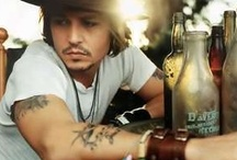 Johnny Depp / So yeah...I made a Johnny Depp board, can you blame me?? ;) / by Jeanelle