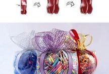 Artesanato e reciclagen / by Ivy Leon