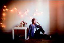 ROMANTIC - Jeanne Berre / Jeanne Berre printemps - été Photographe Vivienne Mok Modèle : Juliette