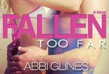 Fallen, Never, Forever Too Far ♥ / I am sooooo in love with this book. Abbi Glines is a fucking genius!!! / by Joyce Mostrales