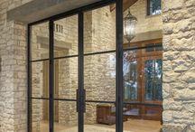 Ramen en deuren / Windows & Doors / Stoere ramen en deuren