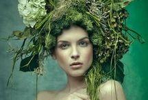 Emerald Green / Emerald Green treasures, Irish in disguise :)  / by Eva Miller of KapKaDesign