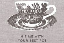 For the Love of Tea / All things tea related / by Jeanelle