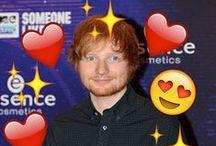 ed sheeran. / you sing my heart away