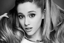 ariana grande. / for all you arianators out there. / by MTV