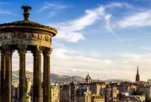 Beautiful Edinburgh / We are opening in Edinburgh soon and want to highlight how beautiful this city is / by The Spires