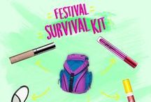 festival style / got you covered / episode 4. music festival must-haves. / by MTV