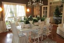Dining Room Ideas / by Kristen Smith