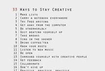 Ideas & Inspiration / by Emily Davis