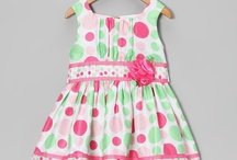 Cute Stuff for Kids / Adorable dresses for little girls!  / by Kimberlee P