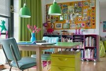 Craft Room / by Crafty Court Reporter