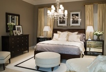 home: master bedroom / by Jenney Yoss