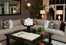 home: living room / by Jenney Yoss