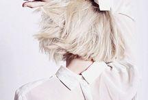 L o o k s / Outfit, hair do, make up.  / by Henny Vitri