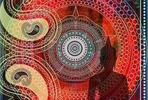 Circles, Labyrinths, Mandalas, and Spirals / ....where we find our inner Self at the center. / by Sunshine