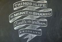 Chalkboard Art and Inspiration