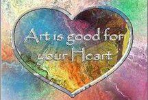 Art Heals the Spirit / by Sunshine