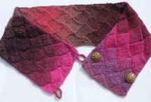 Scarfs Cowls Shawls and Hats