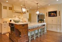home: kitchen / by Jenney Yoss