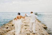 Beach Wedding Photography Inspiration / Nothing wrong with some photography inspiration for your Caribbean beach wedding...