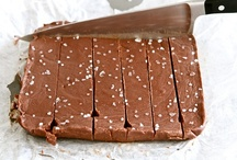 Fudge ,Frosting , Chocolate & Candy / by Lillian-Emile Buteau