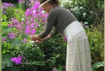 Cottage Garden Ideas #1 / A cottage garden should have romance, charm, and a little whimsy! / by Jeri Katzer
