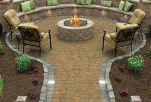 naobers inspiratie tuin / voor de gemeenschappelijk tuin en de terrassen