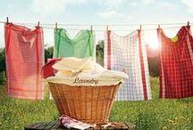 laundry / de was doen en drogen