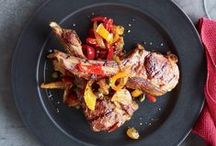 Spring & Summer Lamb Recipes / Nutritious lamb recipes for the spring and summertime. / by Tri-Lamb Group