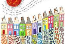 Village and Maps / by Sunshine