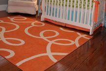 Baby/Kid Room Ideas  / by Beth Kramer