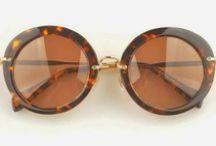 Gafas. / by La Boutique de Sinforey