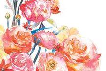Inspiration Board: In Bloom