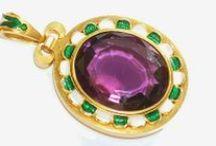 Suffragette Jewellery