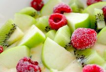Healthy Treats / by Beth Kramer