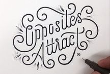 Inspired : Fonts/Typography