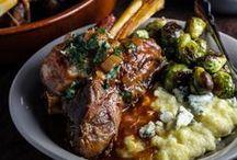 Lamb Shanks / Recipes using lamb shanks. / by Tri-Lamb Group