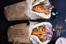 Lamb Sandwiches, Pitas, and Wraps / by Tri-Lamb Group
