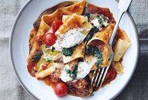 Lamb Pasta Dishes / by Tri-Lamb Group
