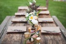 Farm to Table / Beautiful inspiration for hosting your next gathering of friends for a delicious home cooked, fresh, farm inspired meal.  / by Tri-Lamb Group