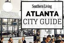 Thing to Do In Atlanta / Atlanta and all things southern