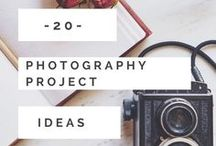 Photography Projects / Looking for ideas for a photography project? Here are a ton of ideas to get you started