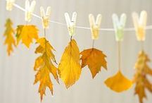 : FALL HOLIDAYS : / Halloween, Thanksgiving & all things autumn.  / by One Lovely Life