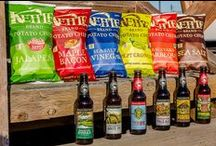 Craft Beer Pairings / Who doesn't like to cook with beer? Craft beer recipes & pairings.