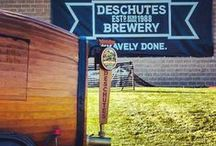 Now Flowing: Beer Events / We pour beer at a lot of events. / by Deschutes Brewery