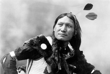 Native American 1 / There is an ancient Indian saying that something lives only as long as the last person who remembers it.