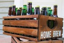Home Brewer's Haven / Recipes, suggestions and equipment. Hats off to the homebrewers.  / by Deschutes Brewery